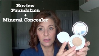 Foundation Concealer Reviews~Mature Beauty~Anti-Aging