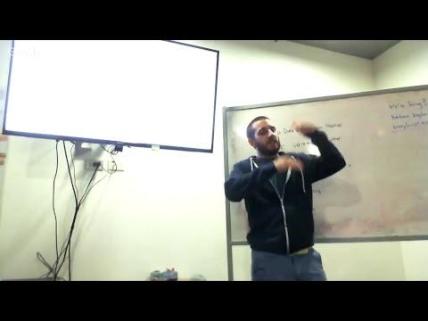 Meetup Santiago Data Visualization - Show, Tell & Network (April)