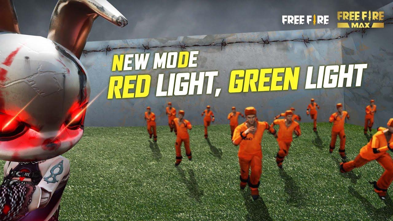 New Mode: Red Light, Green Light   Garena Free Fire