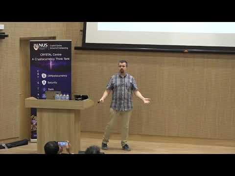 NUS X Zilliqa: Smart Contract Language Workshop [Scilla]