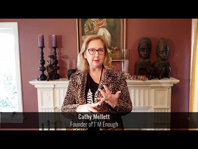 Cathy Mellet (I'm Enough Founder)- Our doctors are seeing greater levels of anxiety & depression