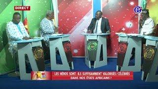 237 LE DÉBAT(LES HÉROS SONT - ILS SUFFISAMMENT VALORISÉS?)DU 21 AOUT 2019 - ÉQUINOXE TV