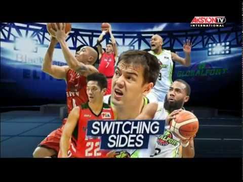 PBA 2018 Philippine Cup Highlights: Blackwater vs. Globalport Jan. 19, 2018