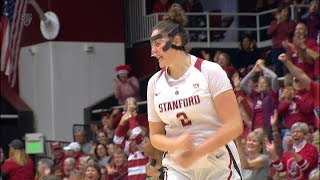 Recap: No. 11 Stanford women's basketball perseveres, hands No. 3 Baylor its first loss on the...