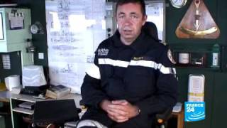 Somalie: la marine française contre la piraterie