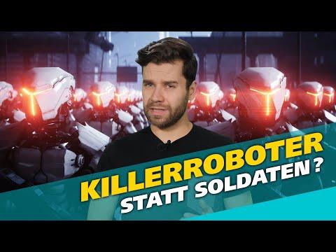 Kampfroboter An Der Front   Was Wäre, Wenn...? #53