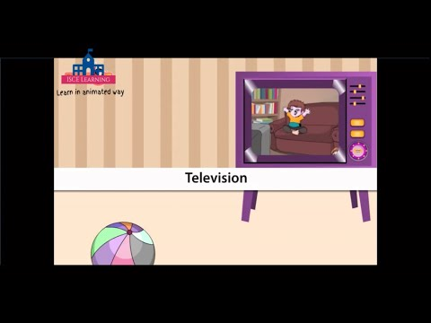 Television || Roald Dahl || ICSE Treasure Trove || ICSE Poem || ICSE Learning || English Poem | ICSE