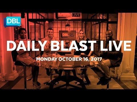 Daily Blast LIVE | Monday October 16, 2017