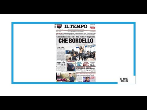 """Che bordello !"" Italy assesses election chaos"