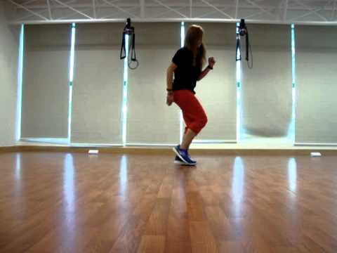 Knew You Were Trouble choreo with tutorial - Taylor Swift - YouTube