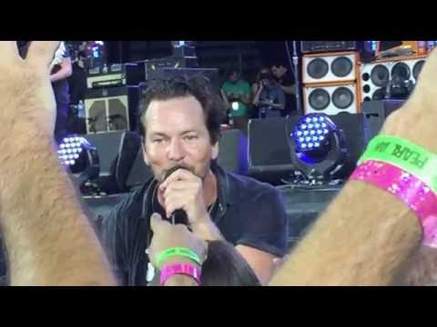 Pearl Jam - Yellow Ledbetter - I