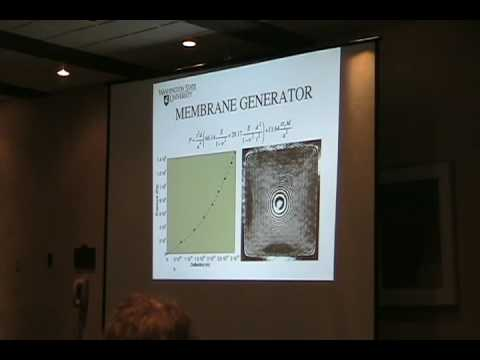 Energy Conversion in Piezoelectric MEMS Structures -  David Bahr