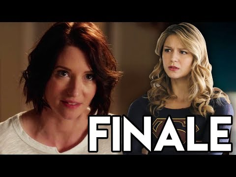 Alex Danvers' NEW GIRLFRIEND Finale LEAKS?! - Supergirl 4x22 FINALE Photos & Episode 18 Promos