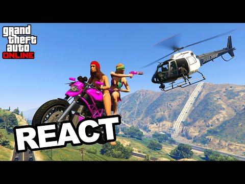 GTA 5 FUNNY MOMENTS & WINS #114 ( GTA 5 FAILS ) | react