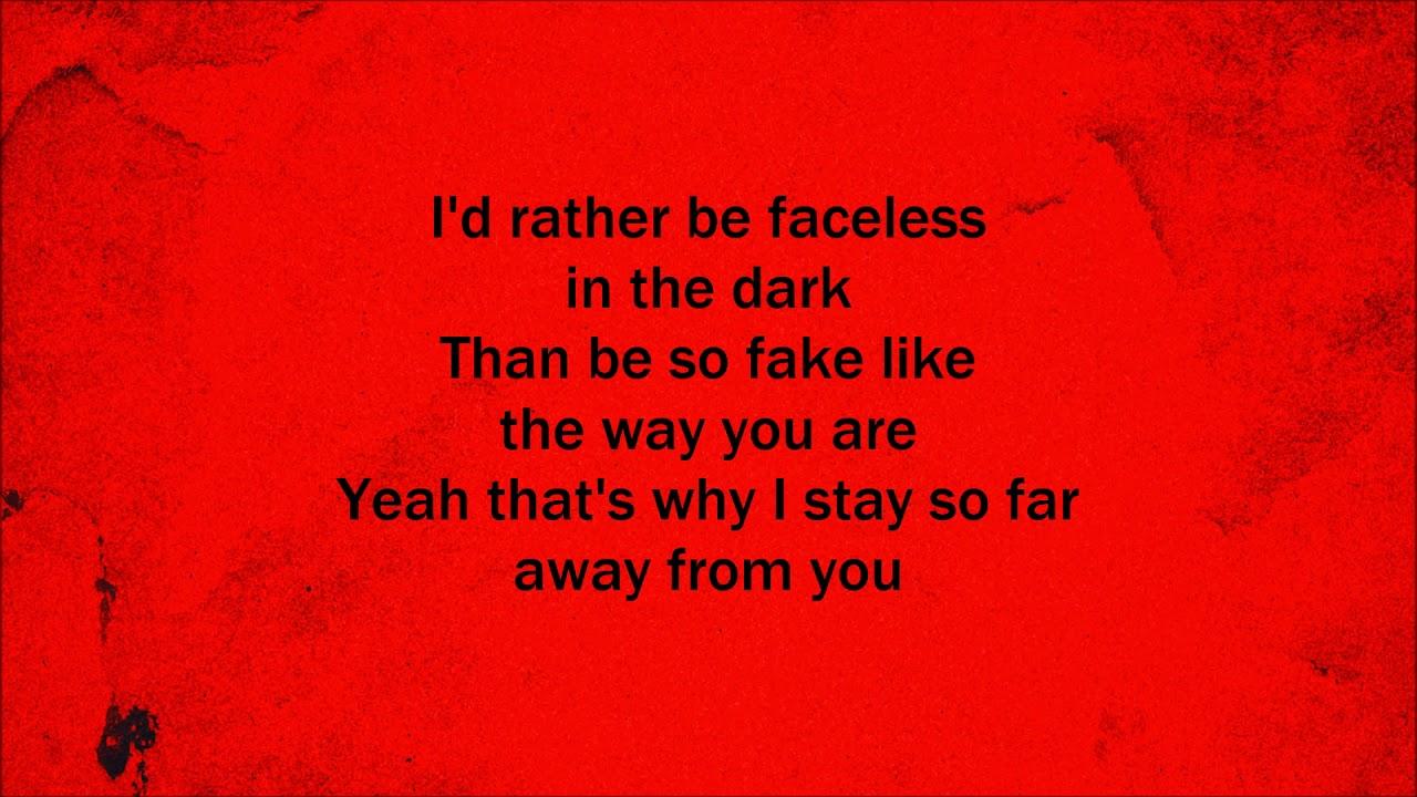 Download I am an Outsider - Three Days Grace (Lyrics)