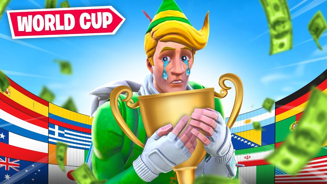 Lachlan Plays The Fortnite World Cup! (SOLO) thumbnail