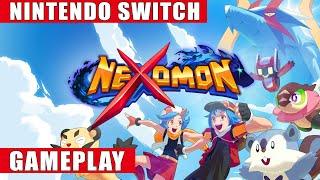 Nexomon Nintendo Switch Gameplay