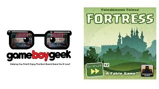 Fast Forward: Fortress Review with the Game Boy Geek