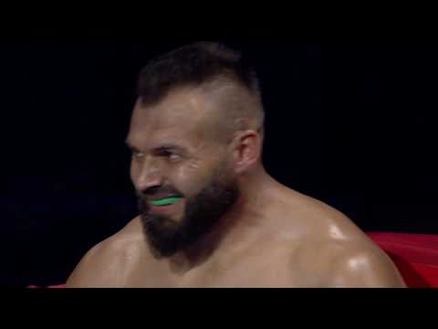 Mensur Dedic VS Eugen Buchmueller Full Fight 24 Nov 2019 Istanbul