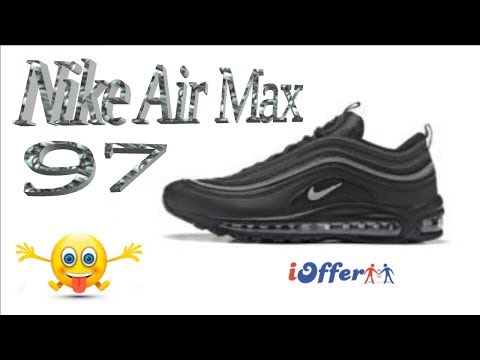 air max 97 blanche ioffer