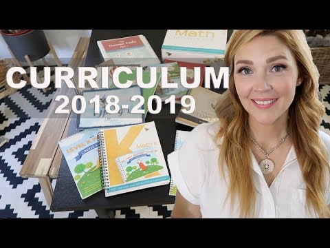 Homeschool Curriculum Choices: 2018-2019 | The Good & The Beautiful
