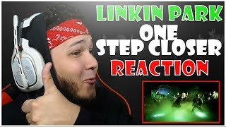 🎤 Hip-Hop Fan Reacts To Linkin Park - One Step Closer 🎸