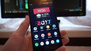 Как настроить андроид? Делаем красивый и стильный телефон за 2 минуты!!!