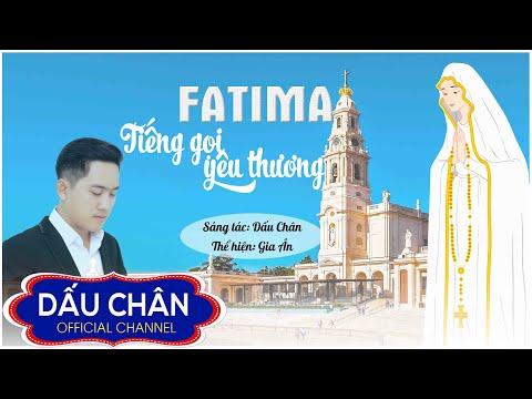 Fatima - tiếng gọi yêu thương - Gia Ân l Dấu Chân Official l
