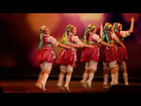Отчетный концерт детской хореографической студии «ЮЛА» 19 мая 2018г. Номер «Коза»