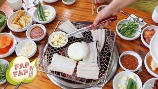 Korean Grilled Eel