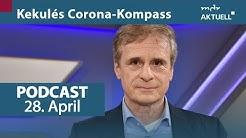 Podcast - Kekulés Corona-Kompass #36: Anti-Covid-19-Hoffnungen im Check | MDR aktuell | MDR