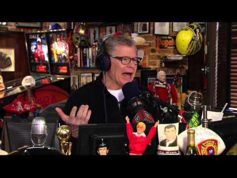 Dan talks about Erin Andrews 03/08/2016