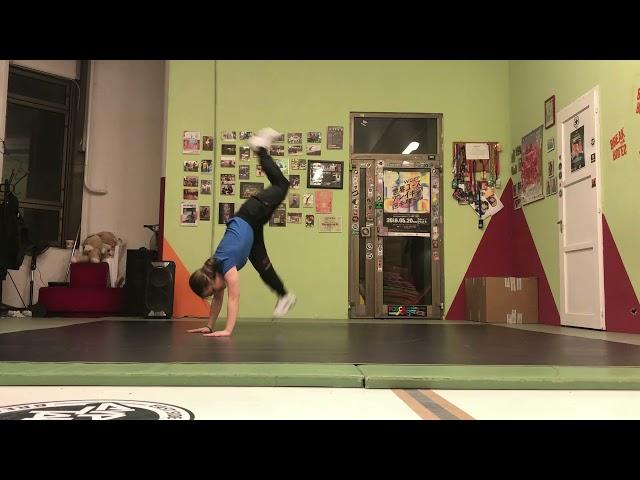 Dance_Break_3. országos gyakorló kihívás