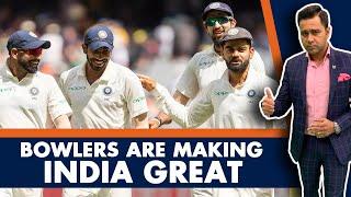 BOWLERS are making INDIA GREAT   #AakashVani   Cricket Analysis