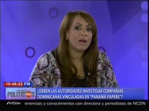 """¿Deben las autoridades investigar compañías dominicanas vinculadas en """"Panamá Papers""""?"""