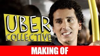 Vídeo - Making Of – Uber Collective
