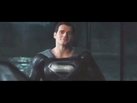 Justice League Superman Black Suit and Justice League Prequel Scenes Explained