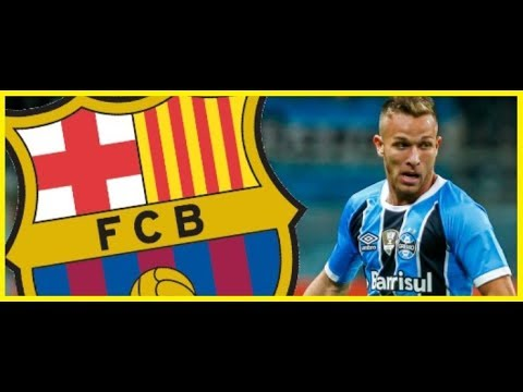 ARTHUR ● Welcome To Barcelona - Goals, Assists & Skills