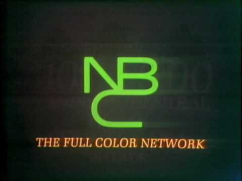 1968 nbc tv promo nbc the full color network youtube. Black Bedroom Furniture Sets. Home Design Ideas