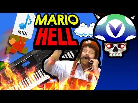 [Vinesauce] Joel - Midi Mario Hell ( FULL STREAM )