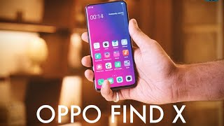 Oppo Find X First look: the iPhone X looks unimpressive in comparison