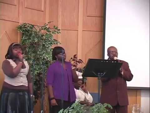 IN THE EYE OF THE STORM - Rayon Whyte - Revival Time Tabernacle