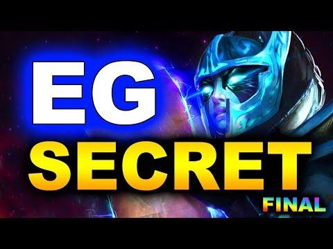 EG vs SECRET - EPIC GRAND FINAL - ESL ONE BIRMINGHAM 2019 DOTA 2