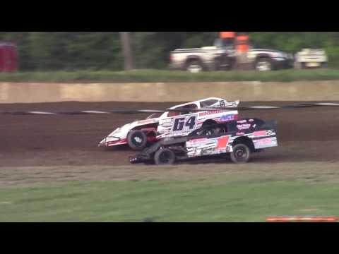 Eriez Speedway Emod Heat Races 7-9-17