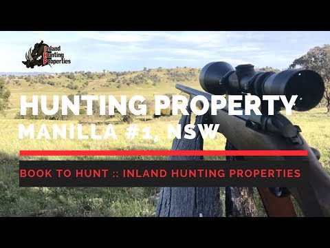 MANILLA #1 NSW PIG HUNTING PROPERTY | Inland Hunting Properties Australia