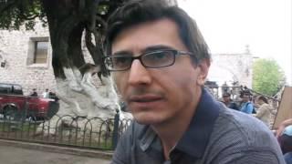 Entrevista Exclusiva al director Aarón Fernández del filme 'Las horas muertas' en el FICM 2013