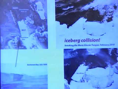 Kenneth Golden: Climate Change and the Melting Polar Ice Cap