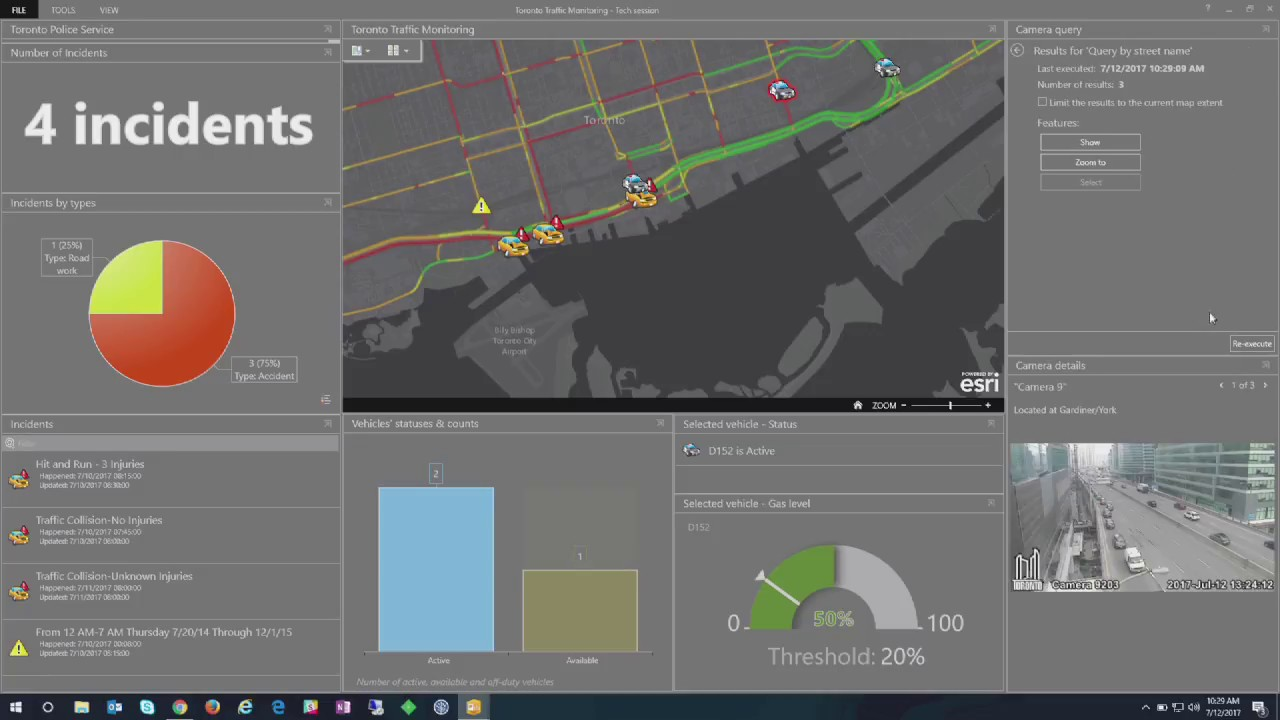 Operations Dashboard For ArcGIS An Introduction YouTube - Operations dashboard template
