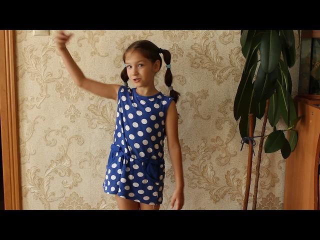 Изображение предпросмотра прочтения – ЕкатеринаСтрелкова читает произведение «Веселое лето» В.Д.Берестова