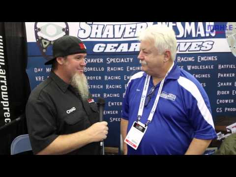 Ron Shaver Interview